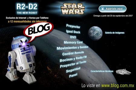 R2-D2 a la venta