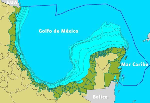 Gringo loco propone cambiar el nombre al Golfo de Mxico  blogcommx
