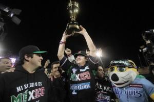 Mexico Campeon de la Serie del Caribe 2013