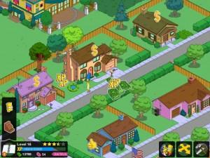 Los Simpsons App Store