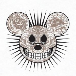 Disney Dia de los Muertos