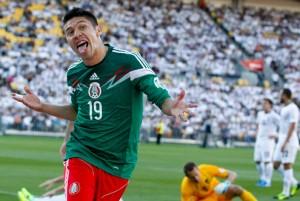 Mexico gana a Nueva Zelanda 4-2