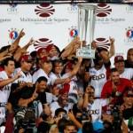 Naranjeros de Hermosillo Campeones de la Serie del Caribe 2014