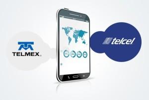 Telmex y Telcel