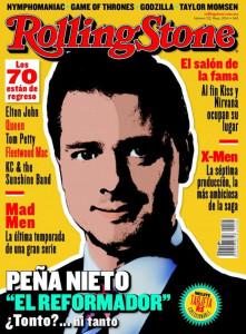 EPN Rolling Stone Mayo 2014