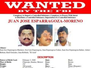 Juan Jose Esparragoza Moreno El Azul