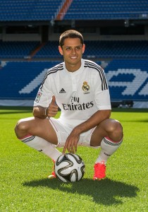 Chicharito Real Madrid