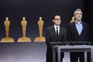 J.J. Abrams, Alfonso Cuaron
