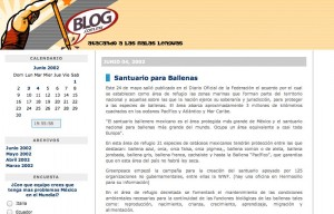 blog.com.mx 11 años en linea - 11 years online