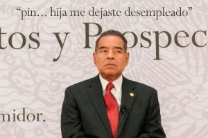 Humberto Benitez Treviño sin Chamba