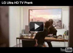 Broma LG HDTV