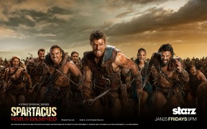 spartacus war of
