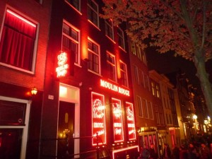 Red Lights District Holland