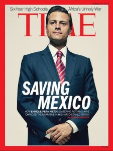 Enrique Pena Nieto Time Magazine