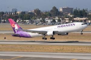 Adolescente viaja de polizon de san jose a Hawaii en tren de aterrizaje