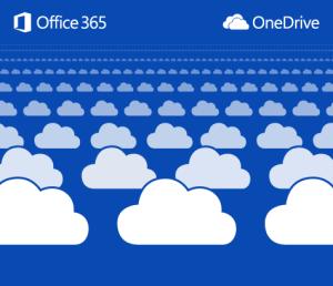 Office espacio ilimitado en la Nube