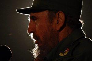 Murió Fidel Castro